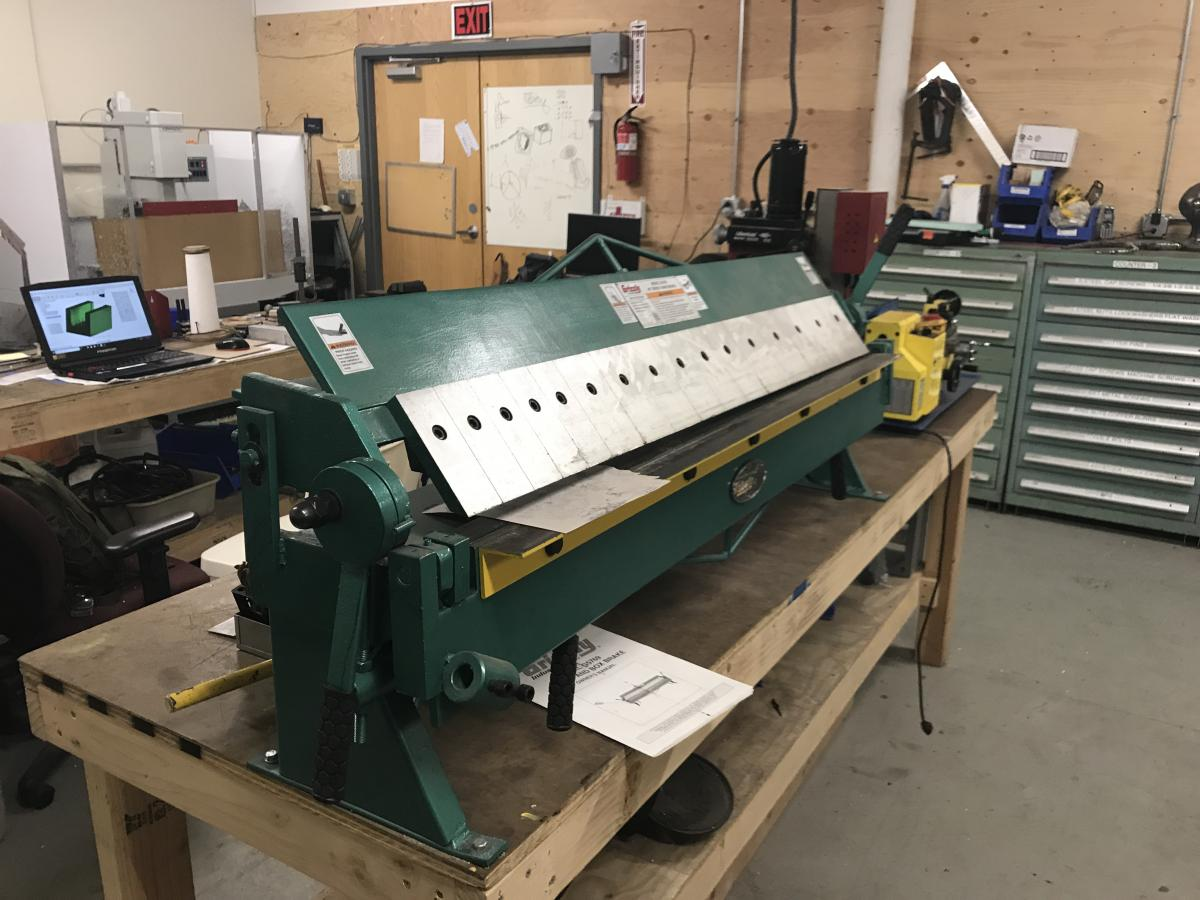 machine shop projects