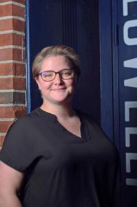 Samantha Burdett, President